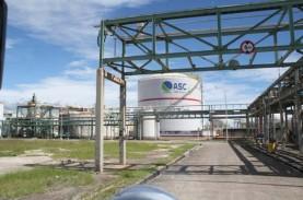 AKSI EMITEN : AMFG Siap Bangun Pabrik Baru