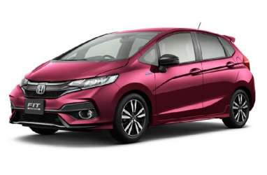 Honda Jazz Sabet Platinum Brands 2017