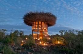 Sensasi Menginap di Resort ala Sarang Burung