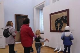 Karya Koleksi Galeri Nasional Dipamerkan di Bulgaria
