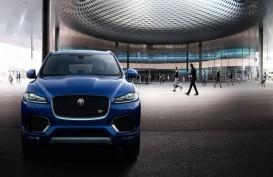 Dijual Rp1,5 Miliar, Ini Kekuatan Mesin SUV Jaguar F-Pace