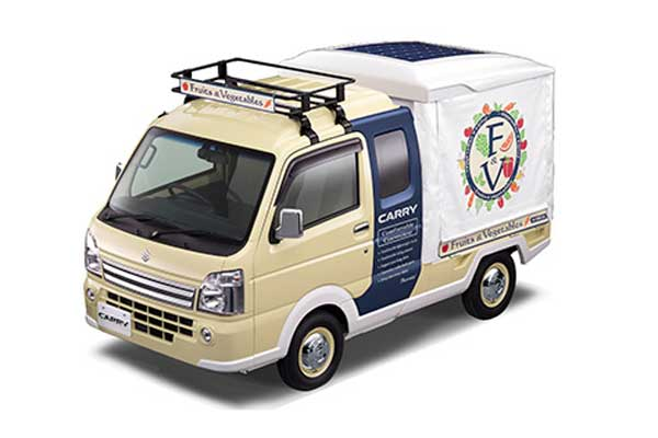 Mobil Toko Suzuki Carry.  - Suzuki