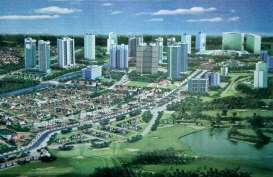 HUNIAN VERTIKAL : Waskita Karya & Jababeka Garap Apartemen Mewah