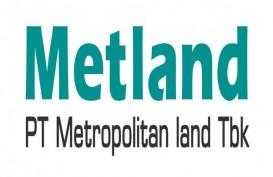 RUMAH TAPAK TANGERANG : Metland Gandeng Pengembang Singapura