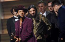 AMERICAN MUSIC AWARDS : Bruno Mars  Pimpin Nominasi