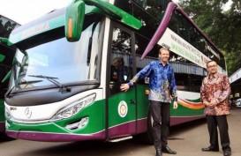 EKSPANSI USAHA  : LRNA Tambah 50 Bus