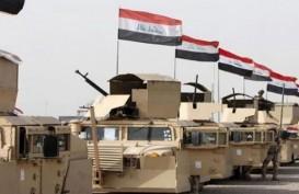 Pasukan Irak dan Pejuang Kurdi Bentrok di Kirkuk