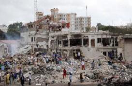 Korban Tewas Bom Mogadishu Capai Lebih Dari 300 Orang