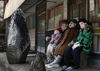 Unik dan Sedikit Seram, Desa di Jepang ini Dihuni 350 Boneka