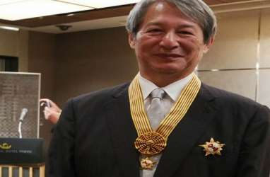 Ini Sosok Takashi Shiraishi, Penerima Penghargaan Bintang Jasa Utama RI