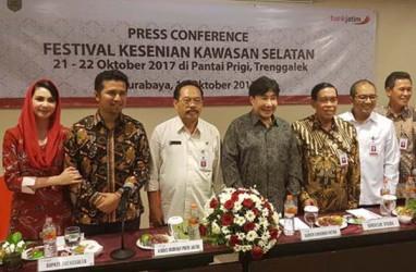 Bupati Emil dan Guruh Soekarno Bakal Performance FKKS Trenggalek
