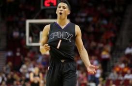 Dibantai Boston Celtics, Phenix Suns Cetak Rekor Terburuk NBA