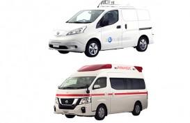 TOKYO MOTOR SHOW 2017: Nissan Bawa Ambulans Generasi Kelima