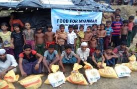 Baznas Bantu 2.328 Pengungsi Rohingya di Bangladesh