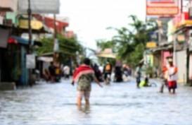 Ancaman Banjir : Pemprov DKI Siagakan 3.000 Pasukan Biru