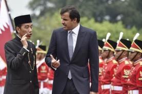 Emir Qatar Kaget Indonesia Punya 17.000 Pulau