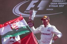Hamilton Selangkah Lagi Menuju Juara Dunia F1