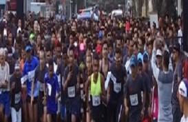 Lari Amal Rock'N Run 2017 Kumpulkan Donasi Rp30 Juta