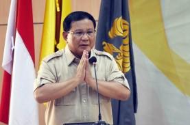 Gerindra Masih Yakin Usung Prabowo di Pilpres 2019