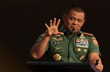 Panglima TNI Jenderal Gatot Nurmantyo Dilarang Masuk AS. Dubes AS Mohon Maaf