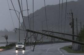 Korban Tewas Akibat Topan Dahsyat di Jepang Bertambah