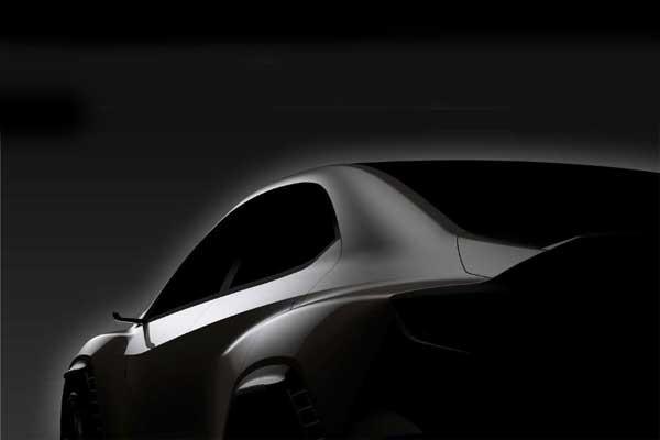 Subaru Viziv Performance Concept.  - Subaru