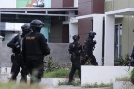 Polisi Amankan 9 Terduga Teroris di Lokasi Berbeda