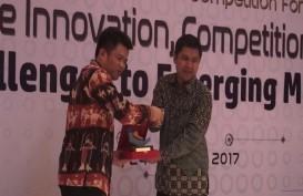 Bisnis Indonesia Raih Penghargaan Dari KPPU