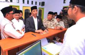 INSTITUSI KEUANGAN : Menyasar Pondok Pesantren dengan LKMS