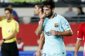 Hasil Copa del Rey: Barcelona & Sevilla Menang 3-0