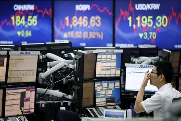 Bursa Kospi - Reuters