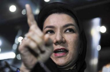 Suap Bupati Kukar : KPK Perpanjang Masa Penahanan Rita Widyasari
