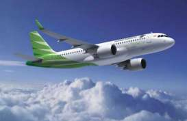 Citilink Terima Pesawat A320