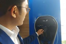 BMW Perbaharui Alat Pengisian Ulang Baterai Mobil…