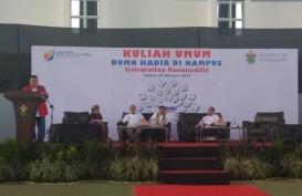 Peringati Sumpah Pemuda, 3 Petinggi BUMN Beri Kuliah Umum di Universitas Hasanuddin