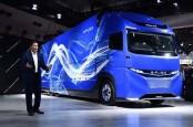 Tokyo Motor Show: Fuso Luncurkan Truk Bertenaga Listrik Vision One