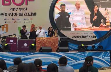 Cara William Wongso Kenalkan Makanan Favorit Barack Obama ke Warga Korea