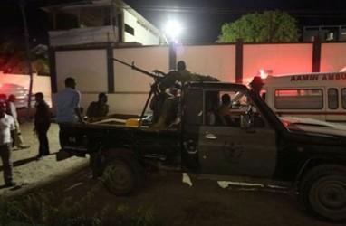 Hotel di Mogadishu Diserang, 25 Orang Tewas