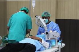 Kanwil DJP Wajib Pajak Besar Gelar Operasi Katarak…