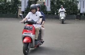 Jonan Dukung Penjualan Sepeda Motor Listrik Viar