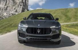 Fiat Hentikan Produksi Maserati Levante