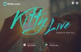 Layanan Video Streaming Kitty Live Bidik Pengguna Indonesia