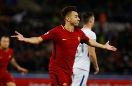 Hasil Liga Champions: Olympiacos Vs Barcelona, Roma Vs Chelsea