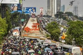 10 Titik Proyek Infrastruktur Jakarta Tak Kantungi…