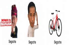 Ini Sticker LINE Favorit Presiden Jokowi