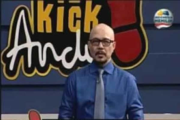 Talk Show Kick Andy - Youtube