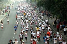 Sandiaga Sebut Jakarta Marathon 2017 Terburuk