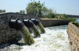 PENGOLAHAN AIR LIMBAH : IPAL Sungai Selayur Dibangun Tahun Ini