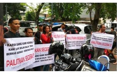 KEPAILITAN KOPERASI PANDAWA: Putusan Pidana ikut Menentukan Jumlah Aset