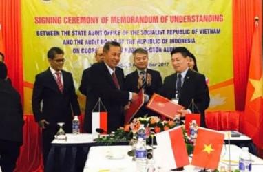 BPK Bantu Lembaga Audit Vietnam Terapkan Audit Lingkungan Hidup